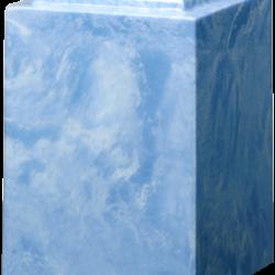 Windsor Cultured Marble Adult Urn Wedgwood Blue - Adult - CM-W-WEDGWOOD-BLUE-A