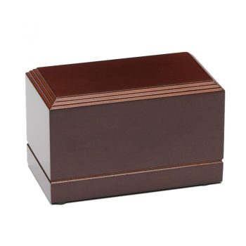 The Classic Pet Urn - Cherry Color (Small Size)