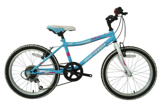 M20 Baby Blue Woman Bike