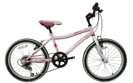 M20 Women Pink Bicycle
