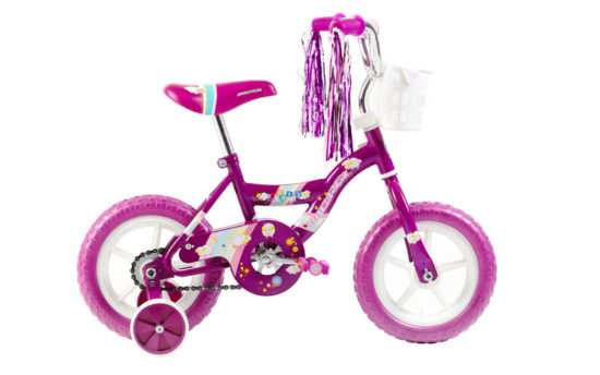 MIcargi MBR12Y Purple Kids Bike