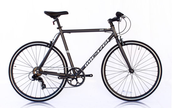 RD-7 Road Bike Matte Dark Grey