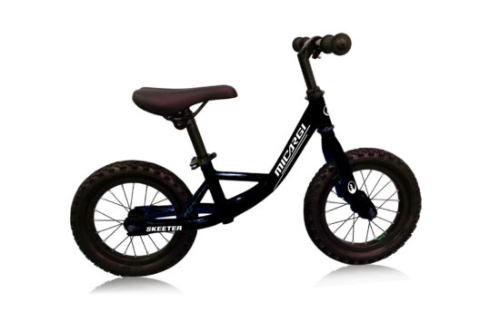 Skeeter Black Kids balance bike