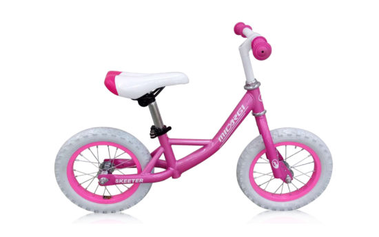 Skeeter Pink Kids Bike