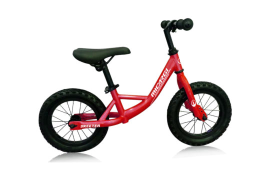 Skeeter Red Children Beginner Bike