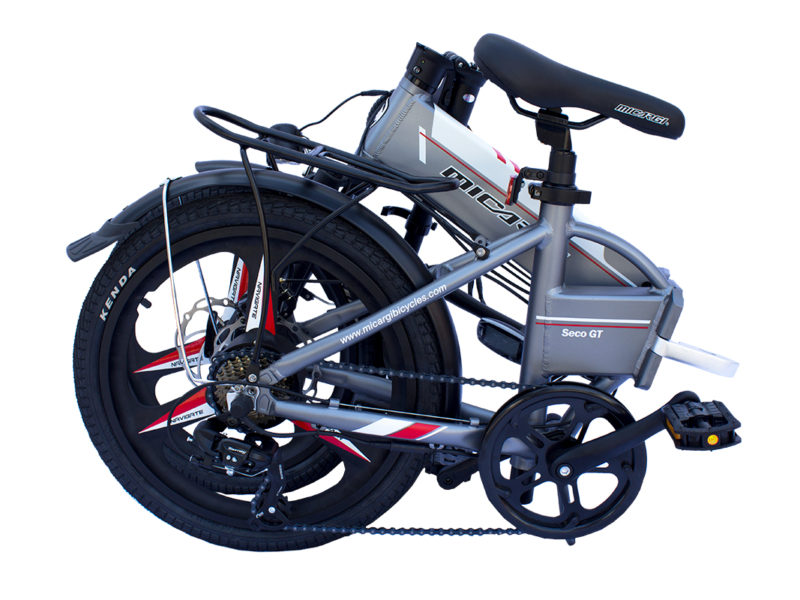Micargi Seco GT Folding Bicycle