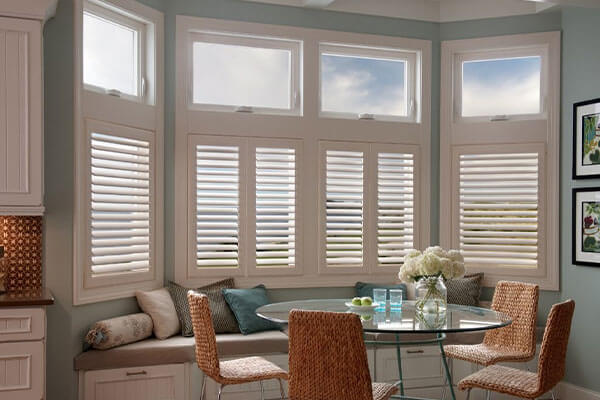 4 Reasons why Plantation Shutters are a great choice