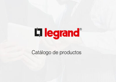 Catalogo general Legrand Peru 2018-2019