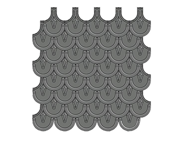 Architectural zinc