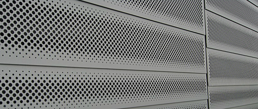 Perforated Panel