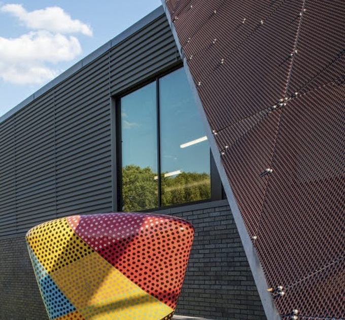 Zinc Corrugated Panels