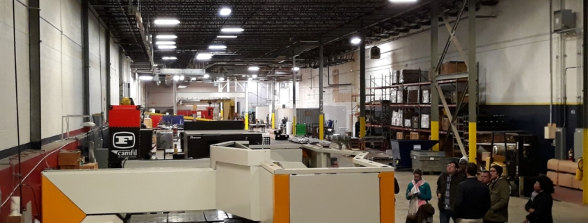 Contract Manufacturing Metal Fabrication