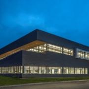 zinc building material