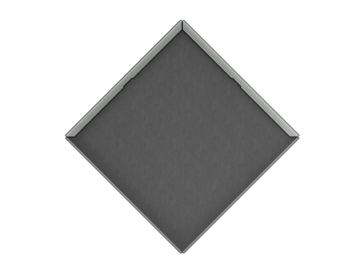 Zinc Diamond