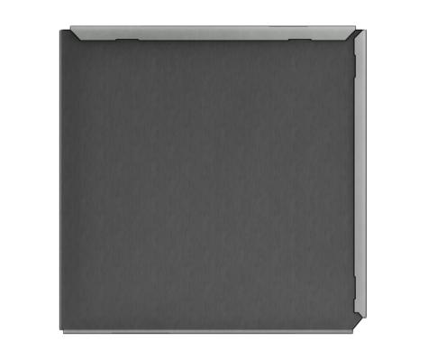 Square Flatlock Panel