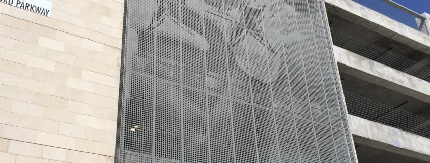 PixArt Perforated Metal