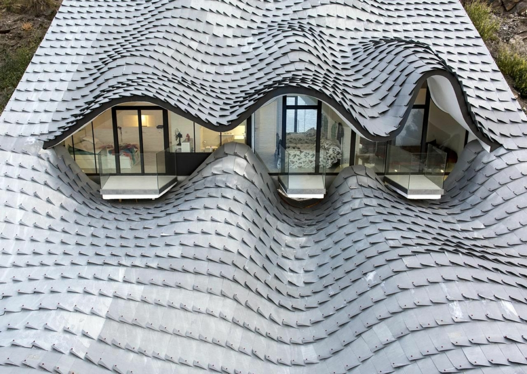 Architectural Zinc Natural
