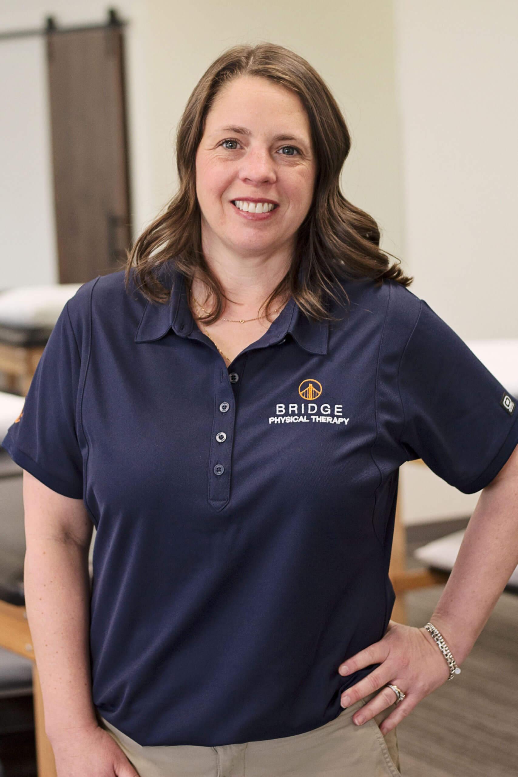 Mandy Baugher, ATC, PTA – Physical Therapist Assistant