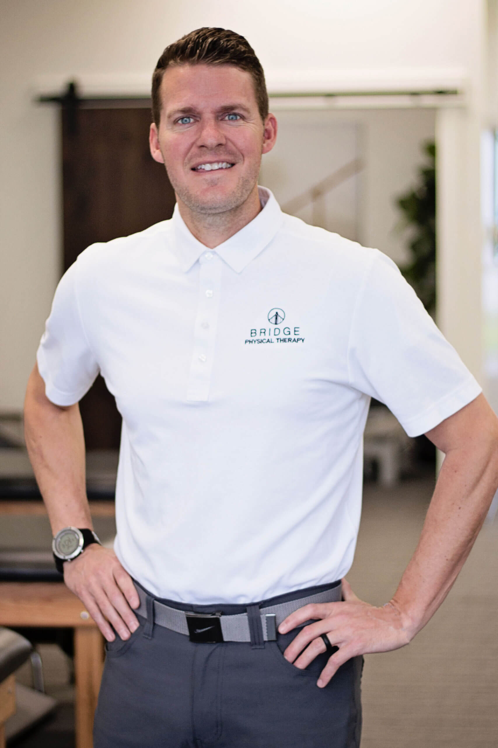 Timothy J. Whitaker, PT, DPT, OCS – Owner/Physical Therapist
