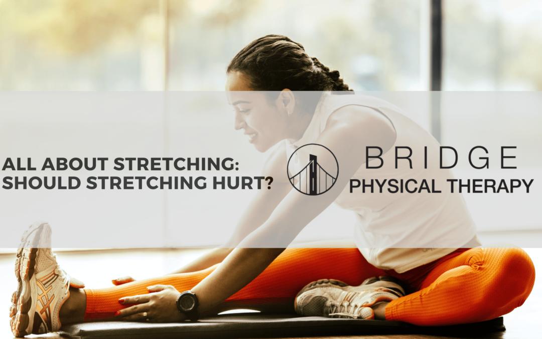 should stretching hurt