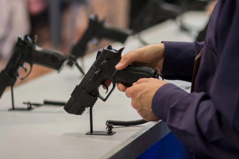 Concealed Carry Permit Class Gun Shop Boca