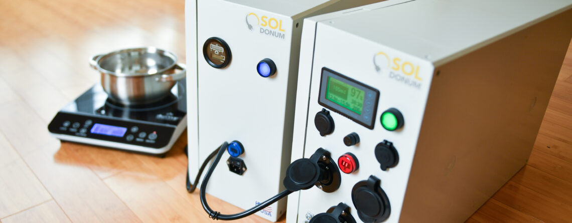 Sol Donum Startup Reimagines Energy Storage
