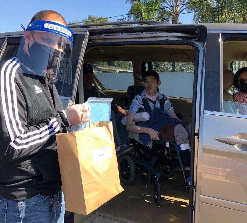 Drive-through Health Kits