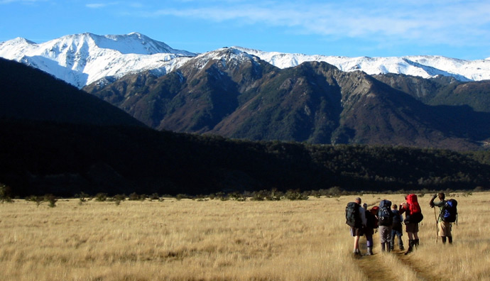 Backpacker-accommodation-in-New-Zealand