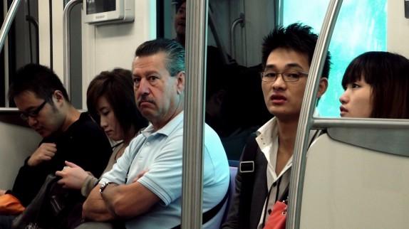 metro china