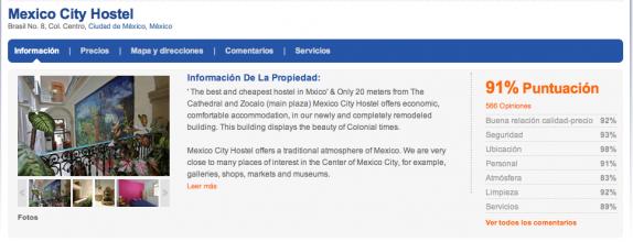 Hostal Mexico2
