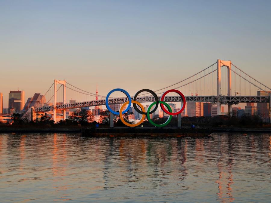 Foto: Tokio 2020