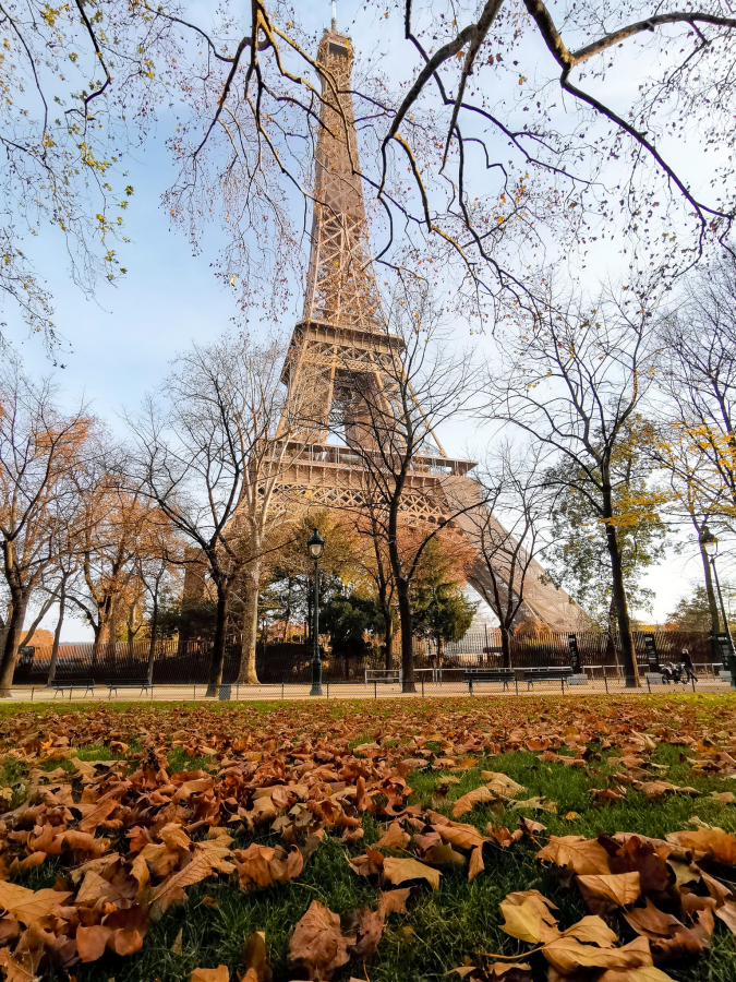 Foto: Torre Eiffel