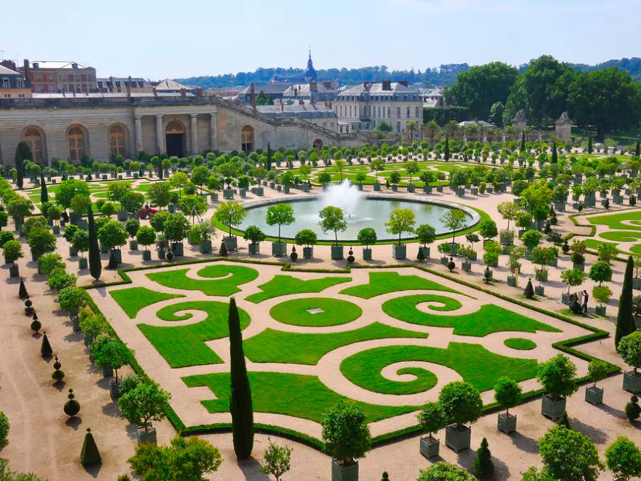 Foto. Airelles Château de Versailles: Le Grand Contrôle
