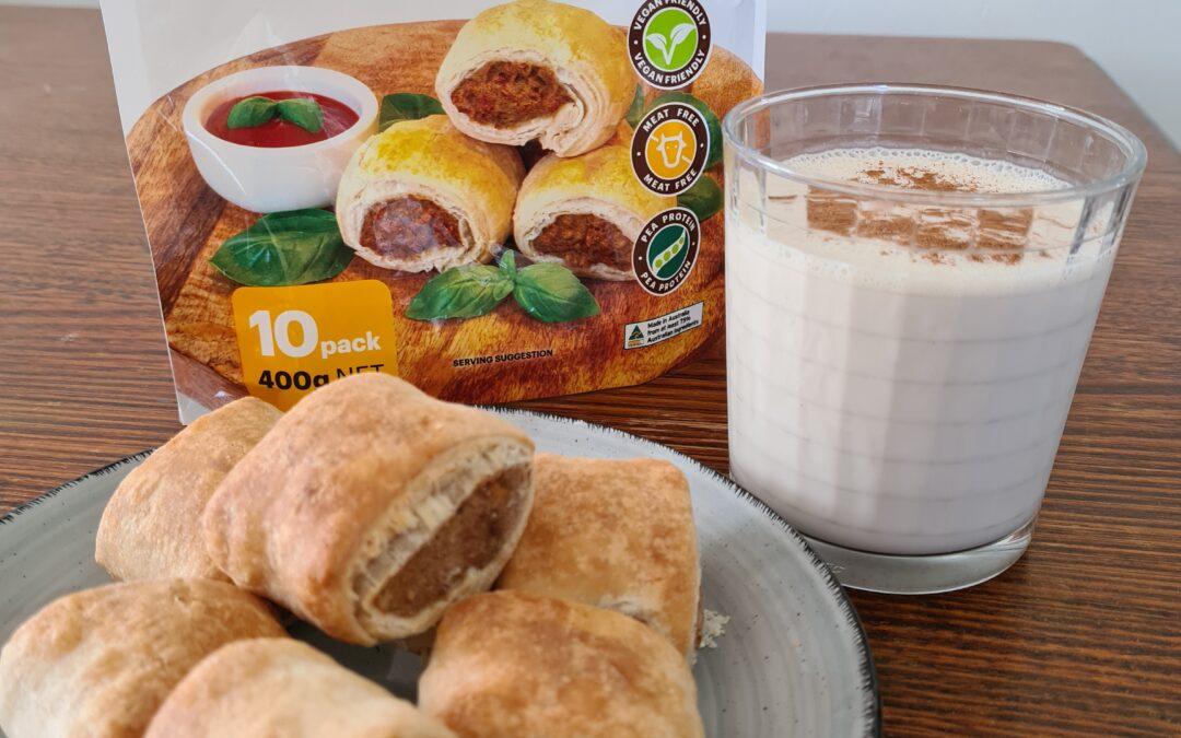 Dairy Free Vegan Inspired Eggnog