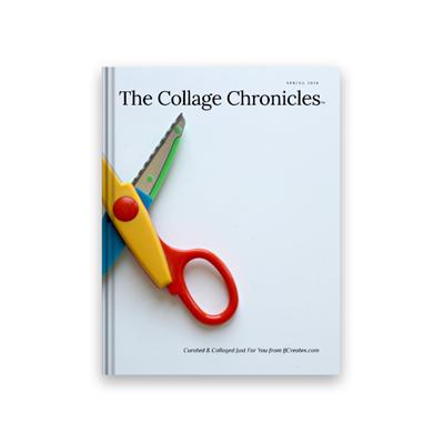 jj creates collage magazine 2019