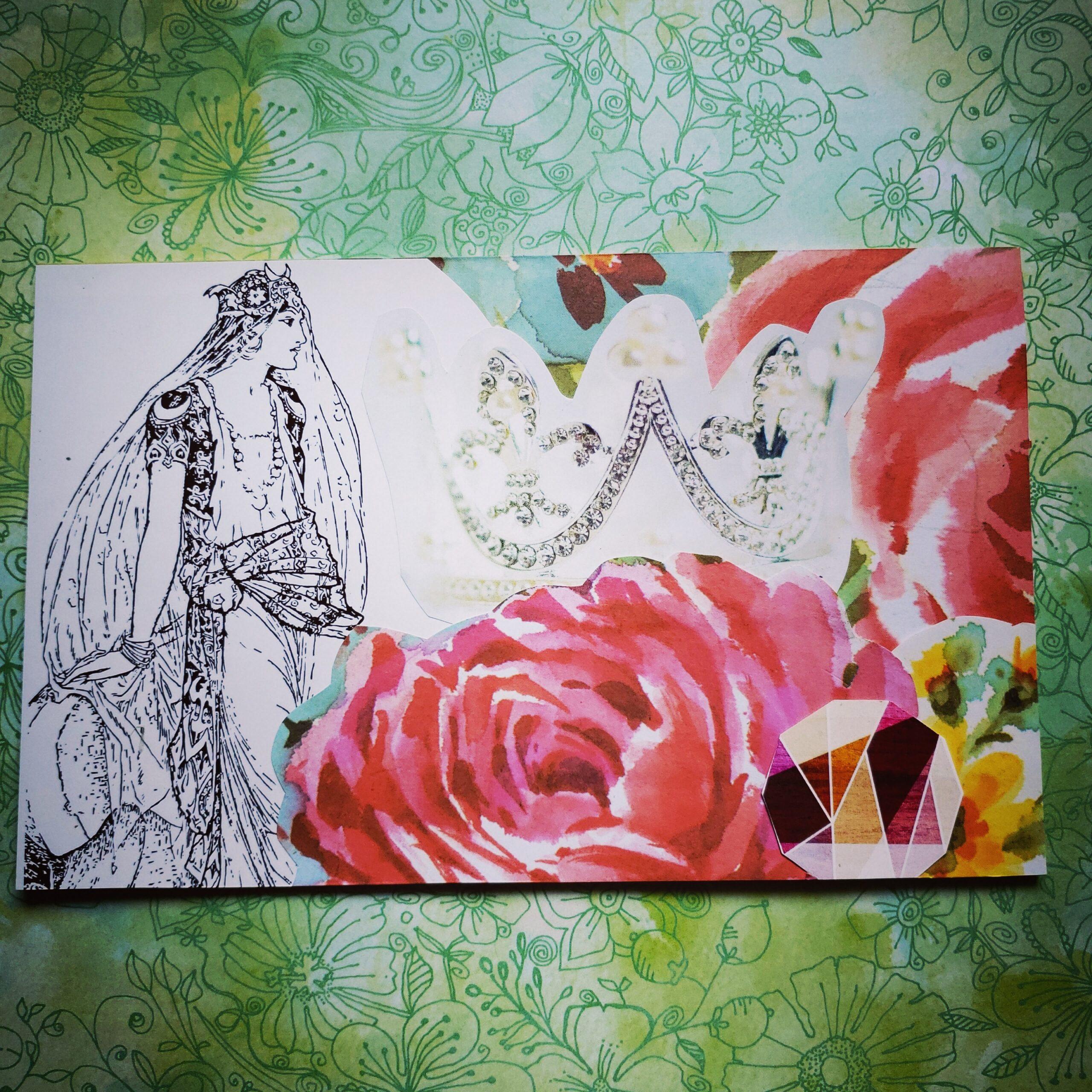 soulcollage card jj creates