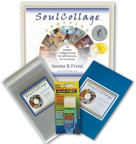 soulcollage resources from jj creates package