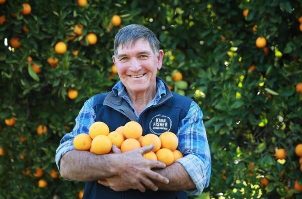Kingfisher Citrus at the Melbourne Food Hub