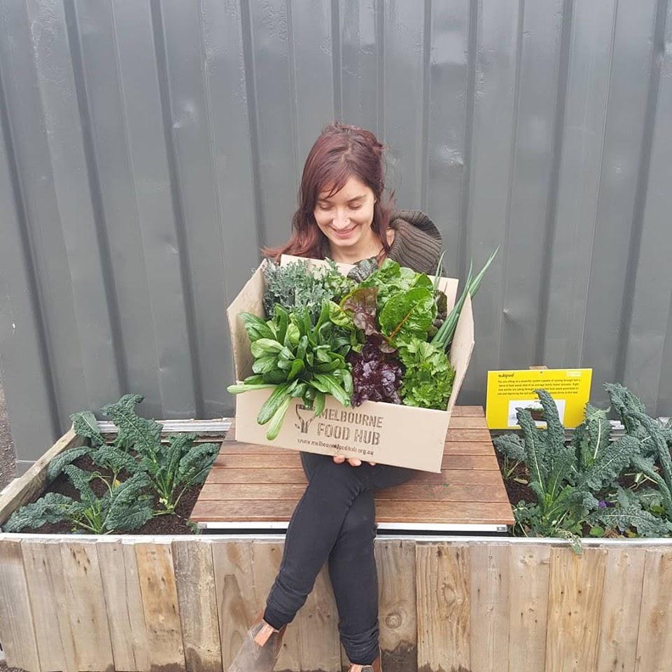 Building resilience on our Urban Farm