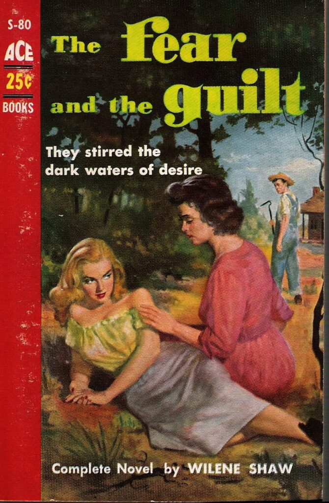 Cover art for The Fear and the Guilt