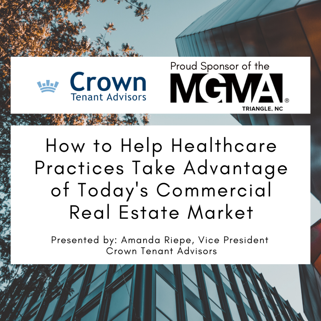 Healthcare Real Estate Webinar