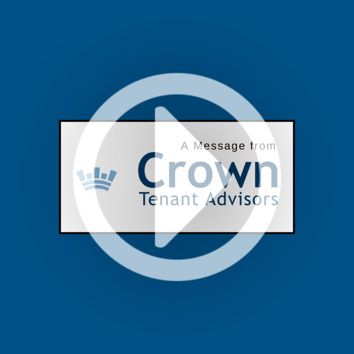 Crown Tenant Advisors Andrew Riepe Message