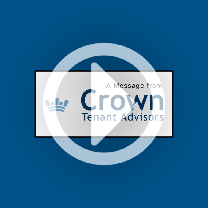 Crown Tenant Advisors Andrew Riepe Message