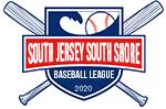 South Jersey South Shore Baseball League Logo