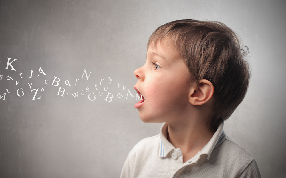 Learn and Grow Therapy conduct speech therapy with children.