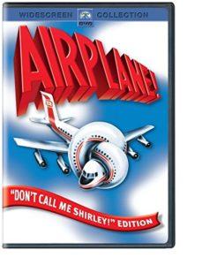 Airplane Movie Widescreen DVD