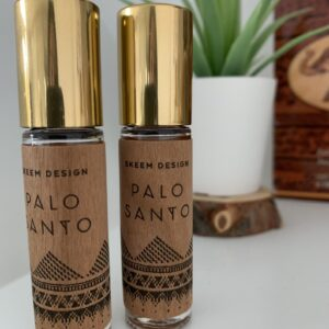Natural Roll on Palo Santo essential oil