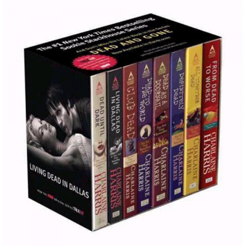 Sookie Stackhouse 8-copy Boxed Set