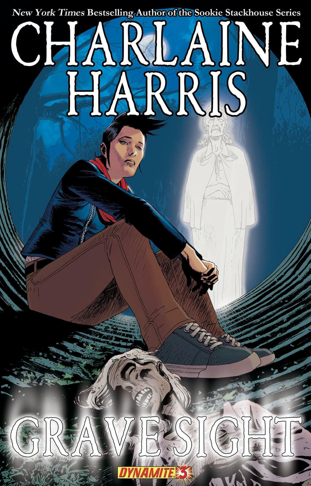 Grave Sight (graphic novel) Part 3