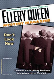Ellery Queen Mystery Magazine, November 2013